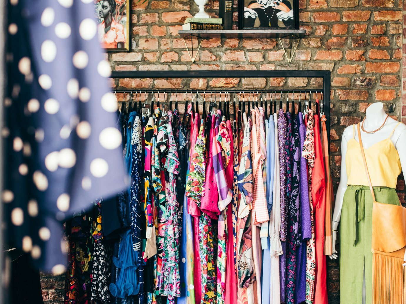 Girls Getaways New Orleans Trip Ideas Weekend Getaways clothing Boutique indoor public space shopping dress fashion City outerwear bazaar textile market retail marketplace wardrobe stylist buyer window decorated