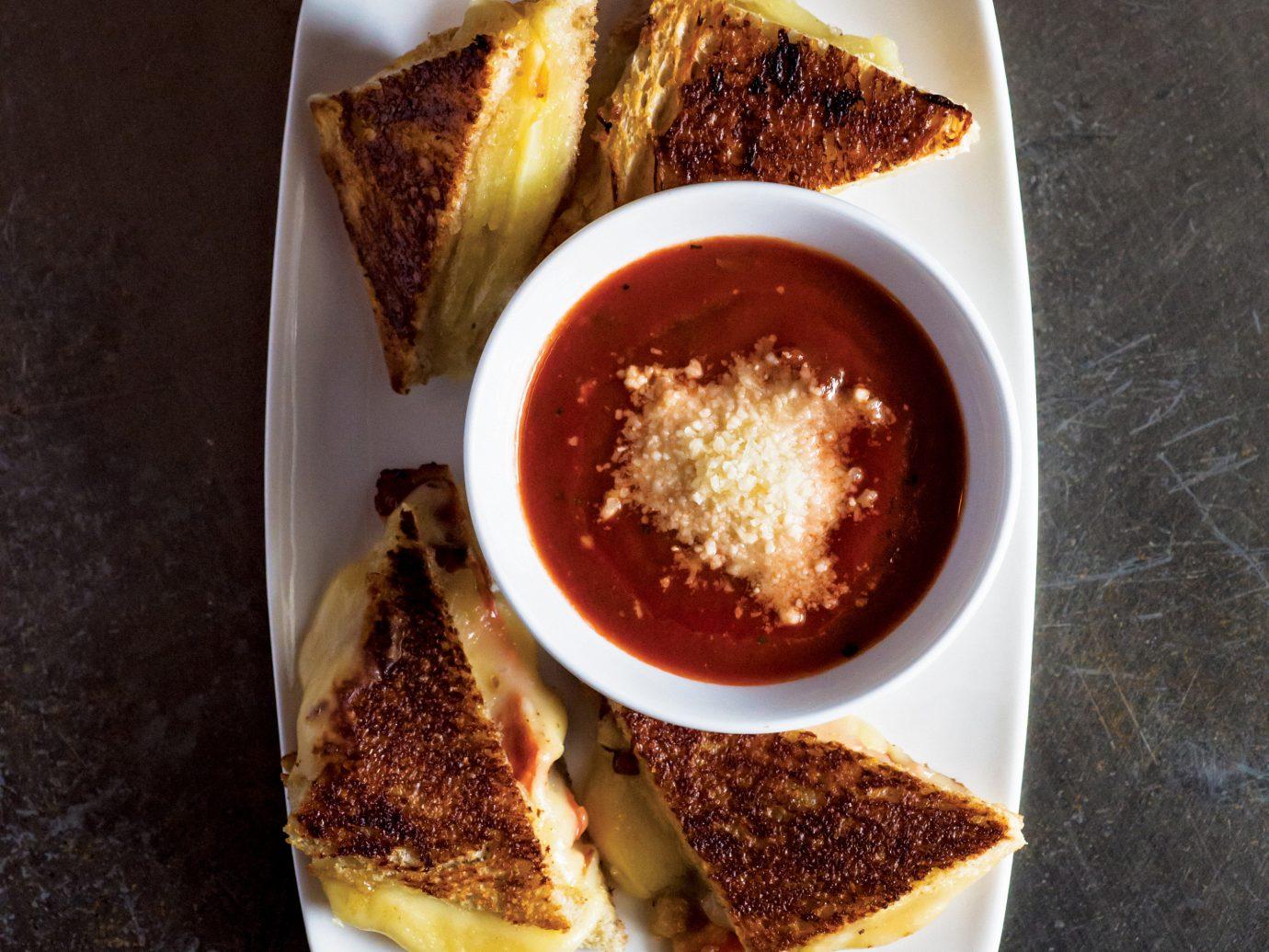 Food + Drink food dish plate meal breakfast dessert produce cuisine sliced