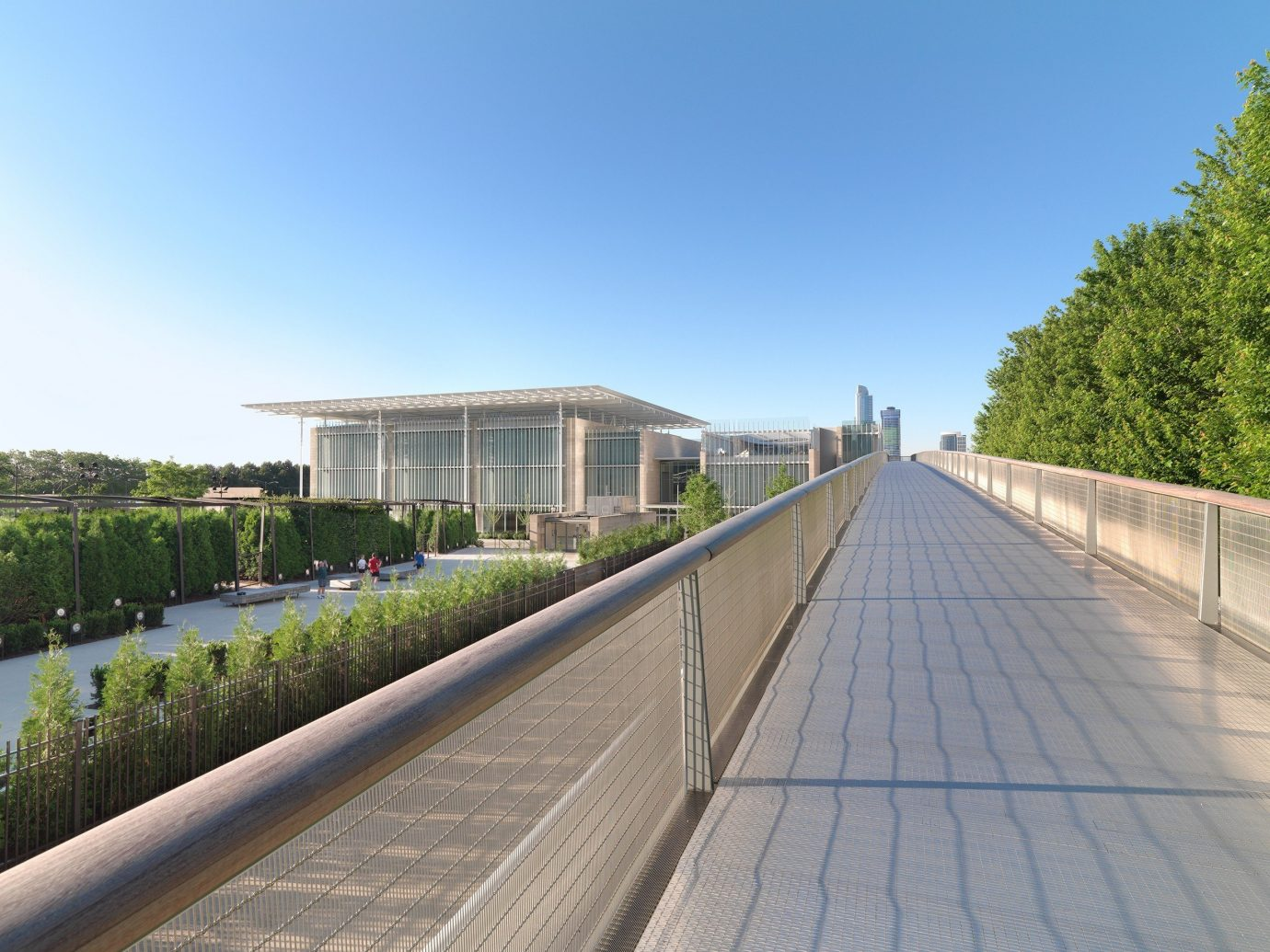 Summer Series sky outdoor walkway scene way boardwalk estate road waterway real estate traveling highway