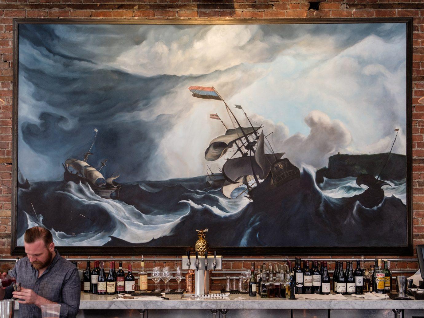 Arts + Culture Boutique Hotels City Jetsetter Guides painting mural art artwork