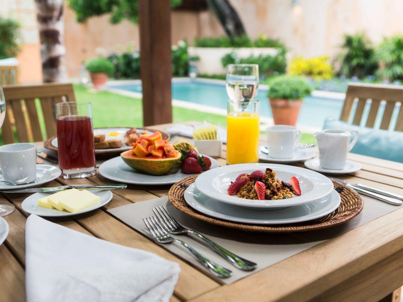 Breakfast Is Served At Casas Del XVI