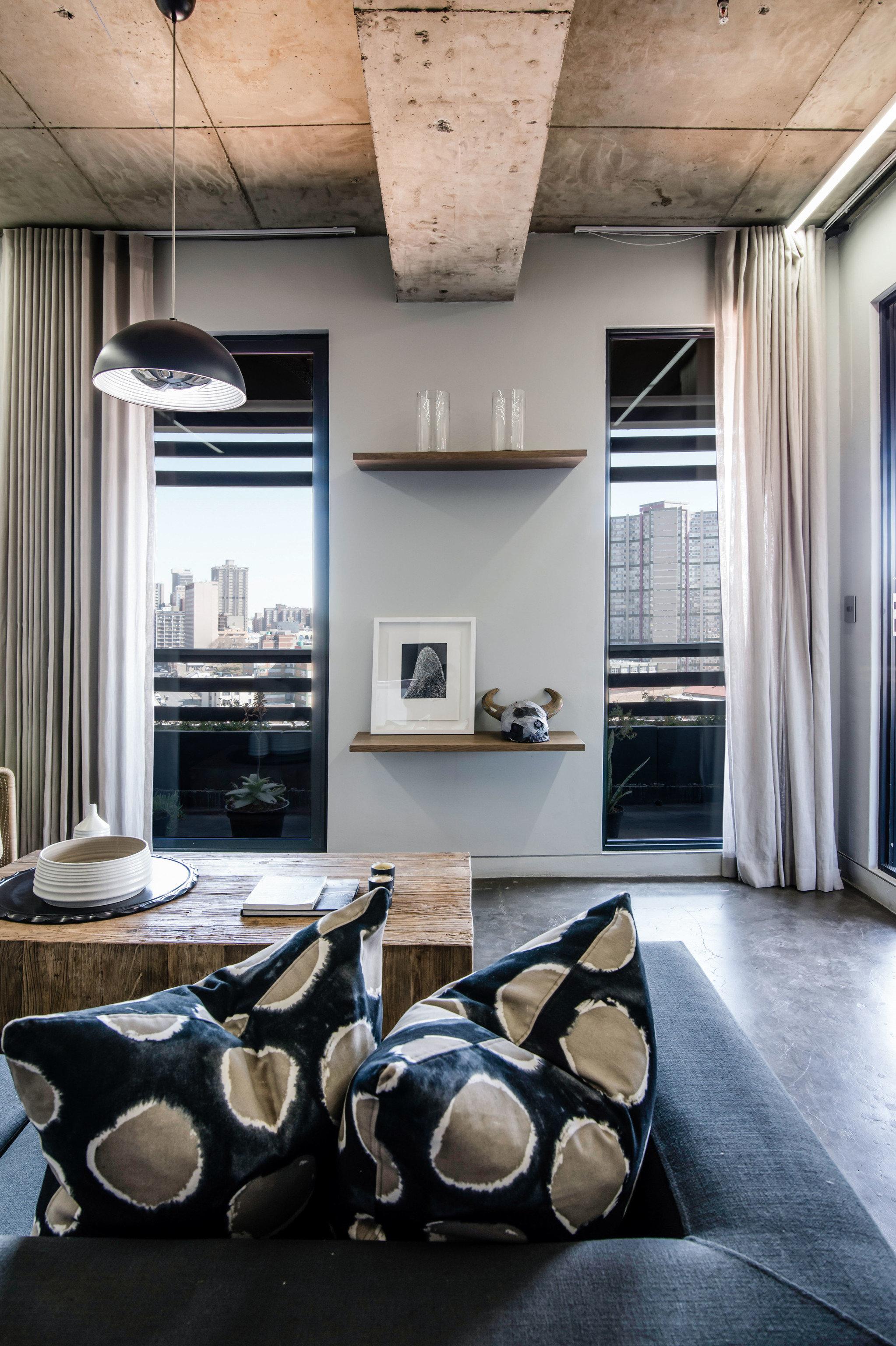 Arts + Culture Trip Ideas indoor window interior design room ceiling living room furniture table house loft interior designer