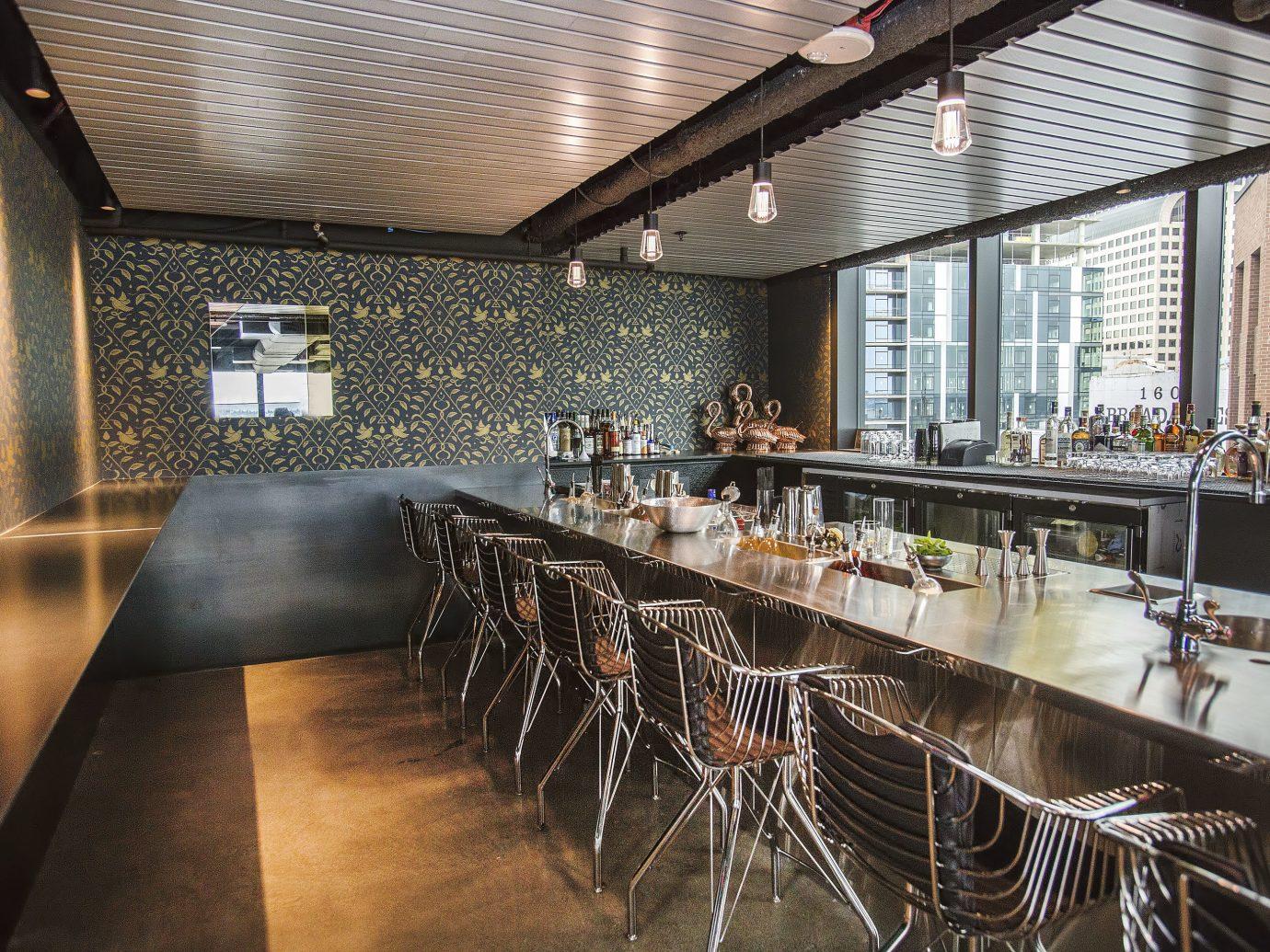 Food + Drink indoor floor restaurant meal interior design Bar