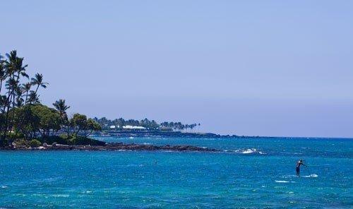 Outdoors + Adventure water sky outdoor shore body of water Beach Sea horizon Coast Ocean vacation people Nature bay caribbean cape islet blue Island Lagoon swimming day