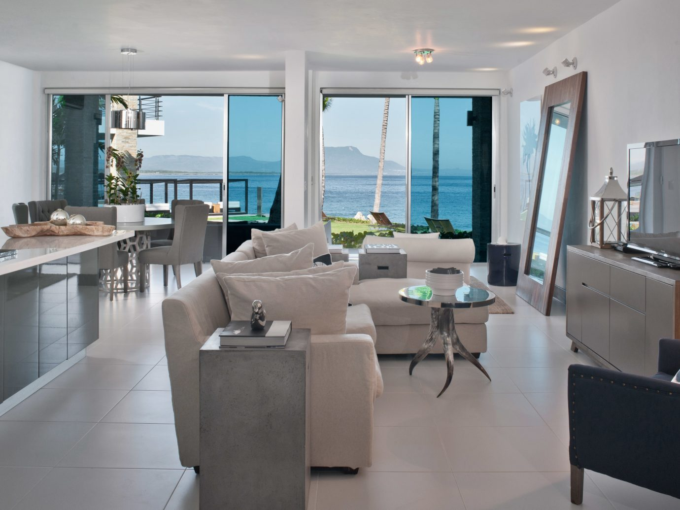 Room At The Gansevoort Hotel In The Dominican Republic