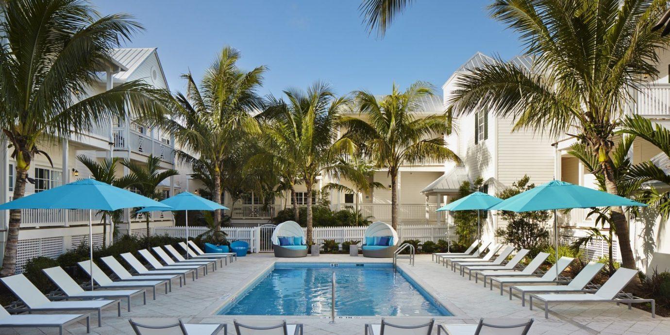 Florida Hotels Resort swimming pool property leisure vacation resort town palm tree hotel estate arecales real estate caribbean Villa tourism tropics hacienda