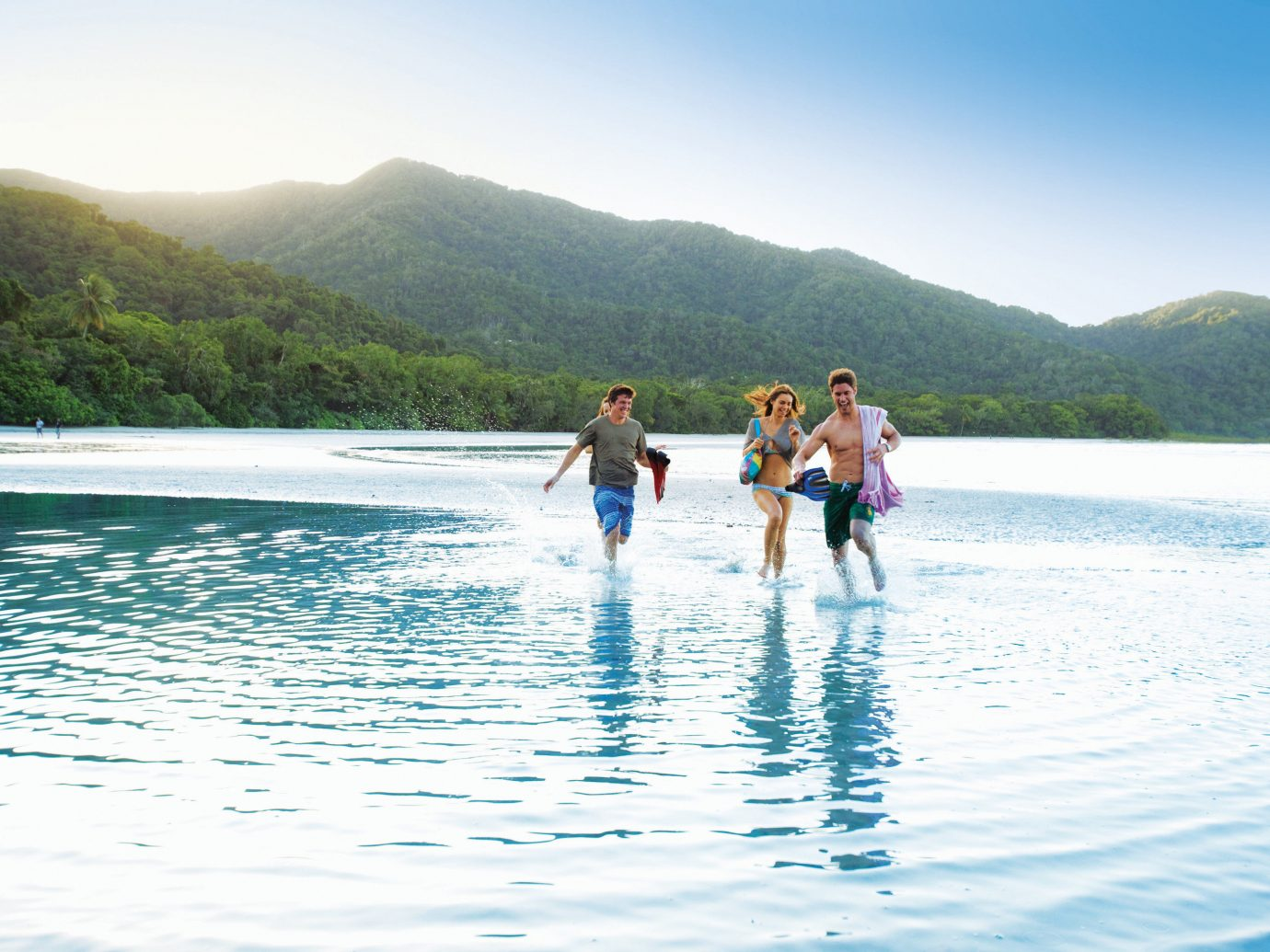 Travel Tips Trip Ideas water mountain sky outdoor Lake vacation Nature Sea boating swimming