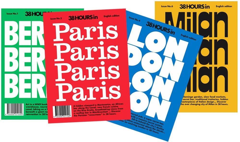 Jetsetter Guides text font newspaper advertising brand