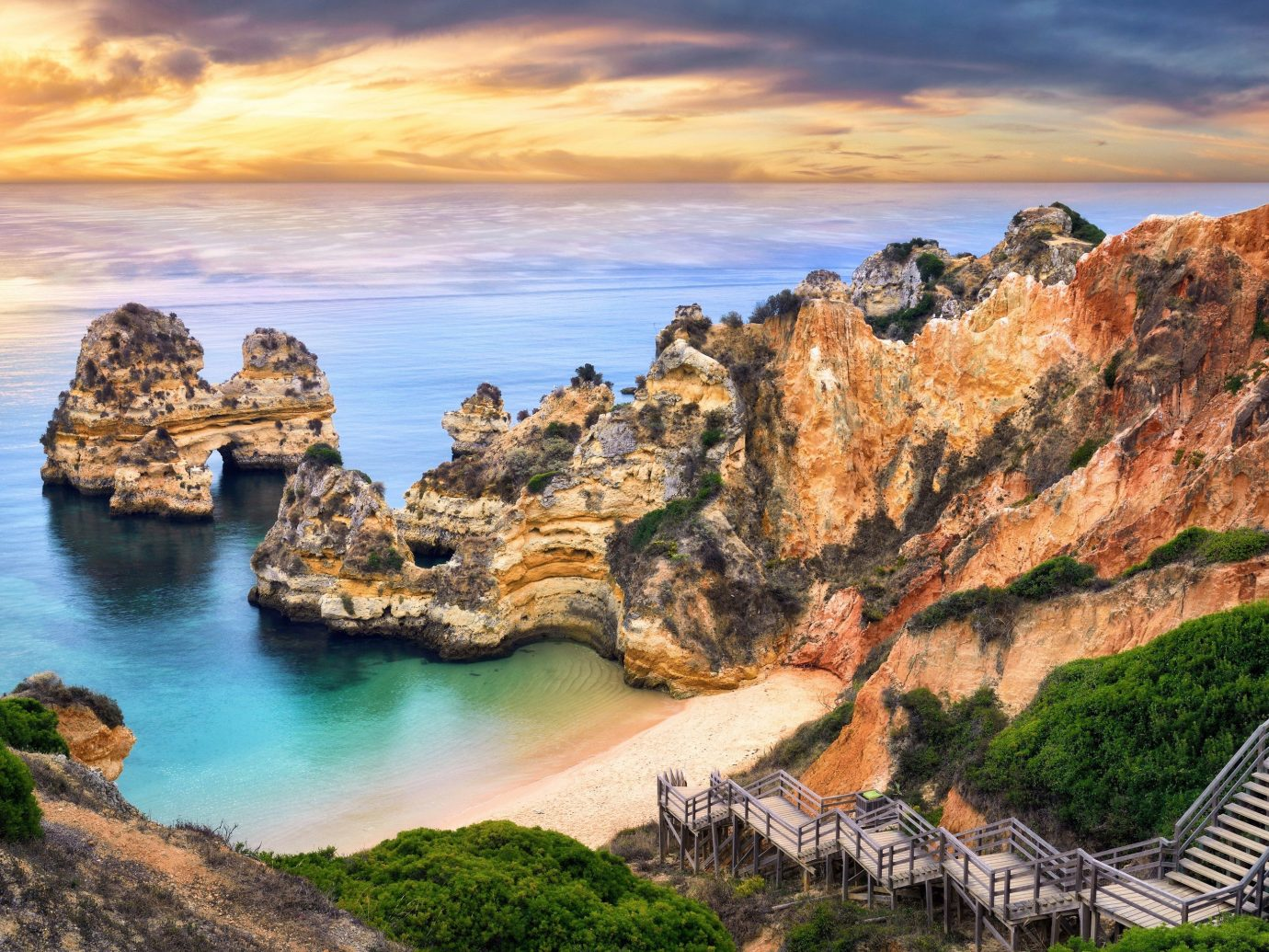 Offbeat Travel Tips outdoor rock Nature Coast landform mountain geographical feature cliff canyon Sea valley shore terrain landscape rocky cape bay cove
