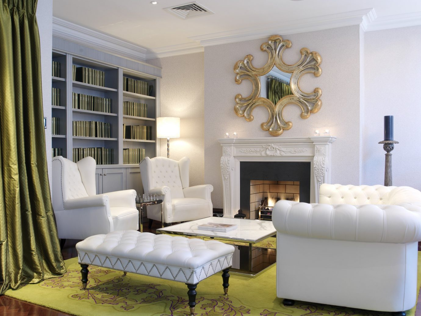 Dublin Hotels Ireland indoor living room floor wall room interior design ceiling Living home couch furniture bed interior designer table bed frame loveseat window decorated Bedroom several