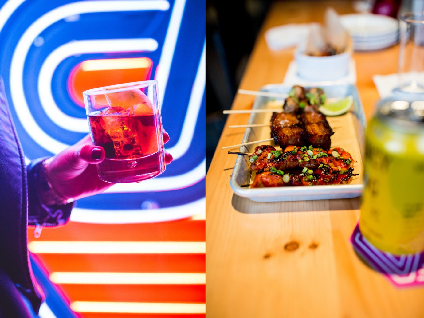Food + Drink food color indoor dish meal sense Party Drink