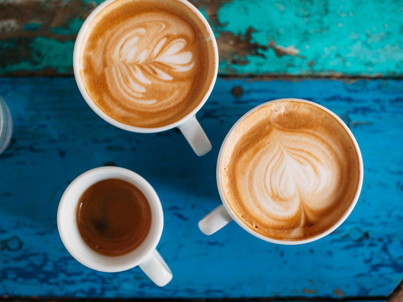 Trip Ideas cup coffee Drink latte beverage caffeine coffee cup flat white flavor cappuccino orange