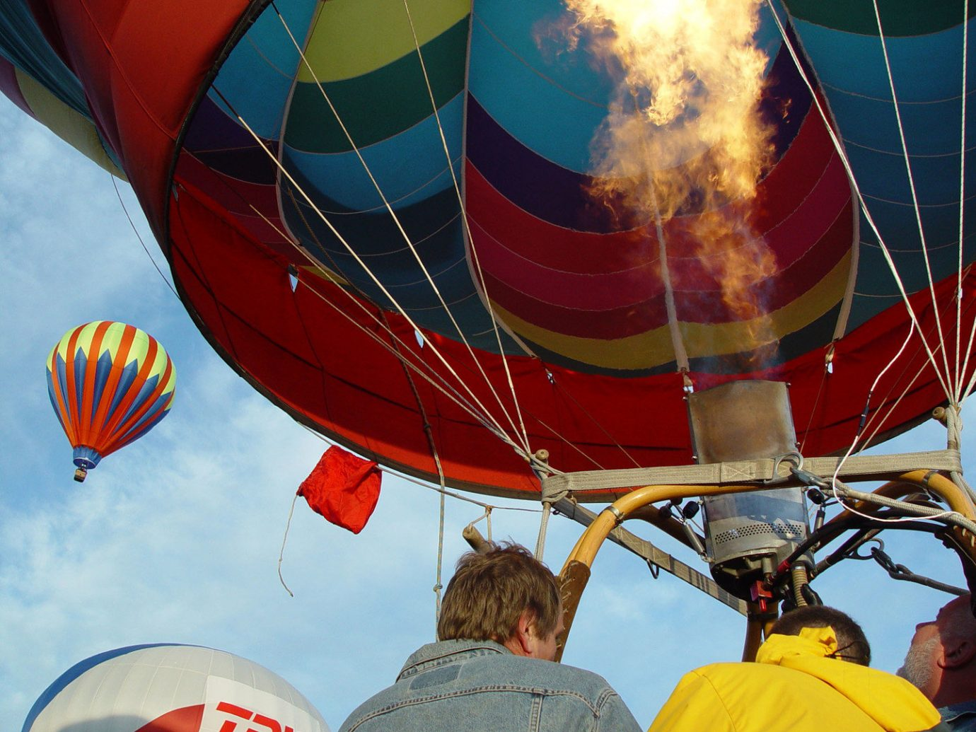culture Hot Air Baloon markets Outdoor Activities Town Trip Ideas balloon aircraft hot air ballooning Hot Air Balloon transport outdoor vehicle person atmosphere of earth toy colorful