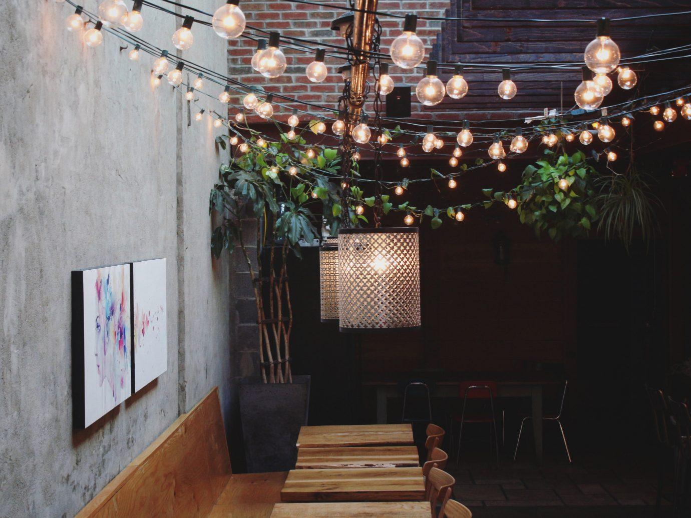 Food + Drink interior design