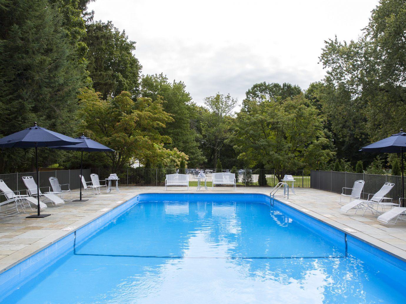 Hotels New York Romantic Hotels tree outdoor swimming pool Pool leisure property estate backyard Resort Villa blue swimming
