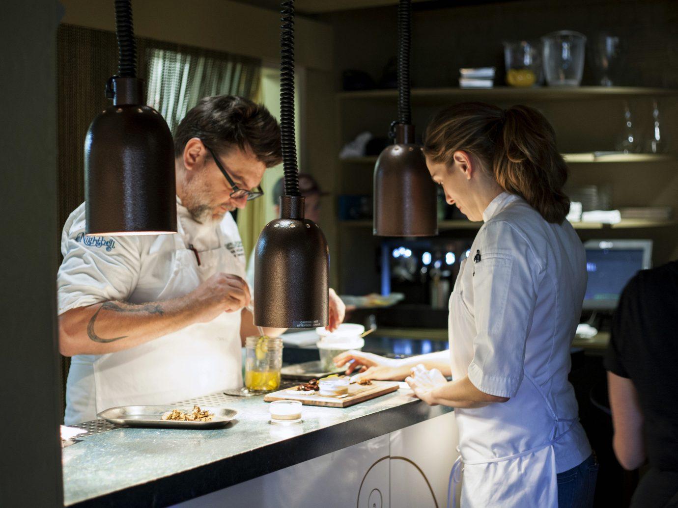 Trip Ideas person indoor man Kitchen meal lunch sense preparing restaurant cooking kitchen appliance