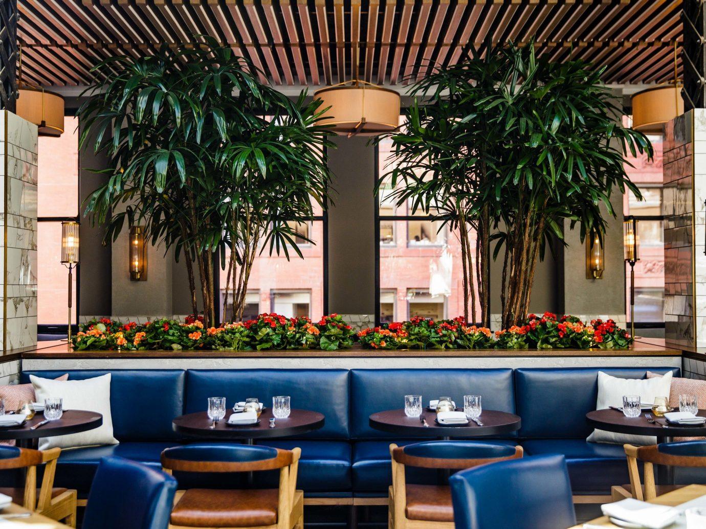 Food + Drink chair restaurant interior design function hall furniture