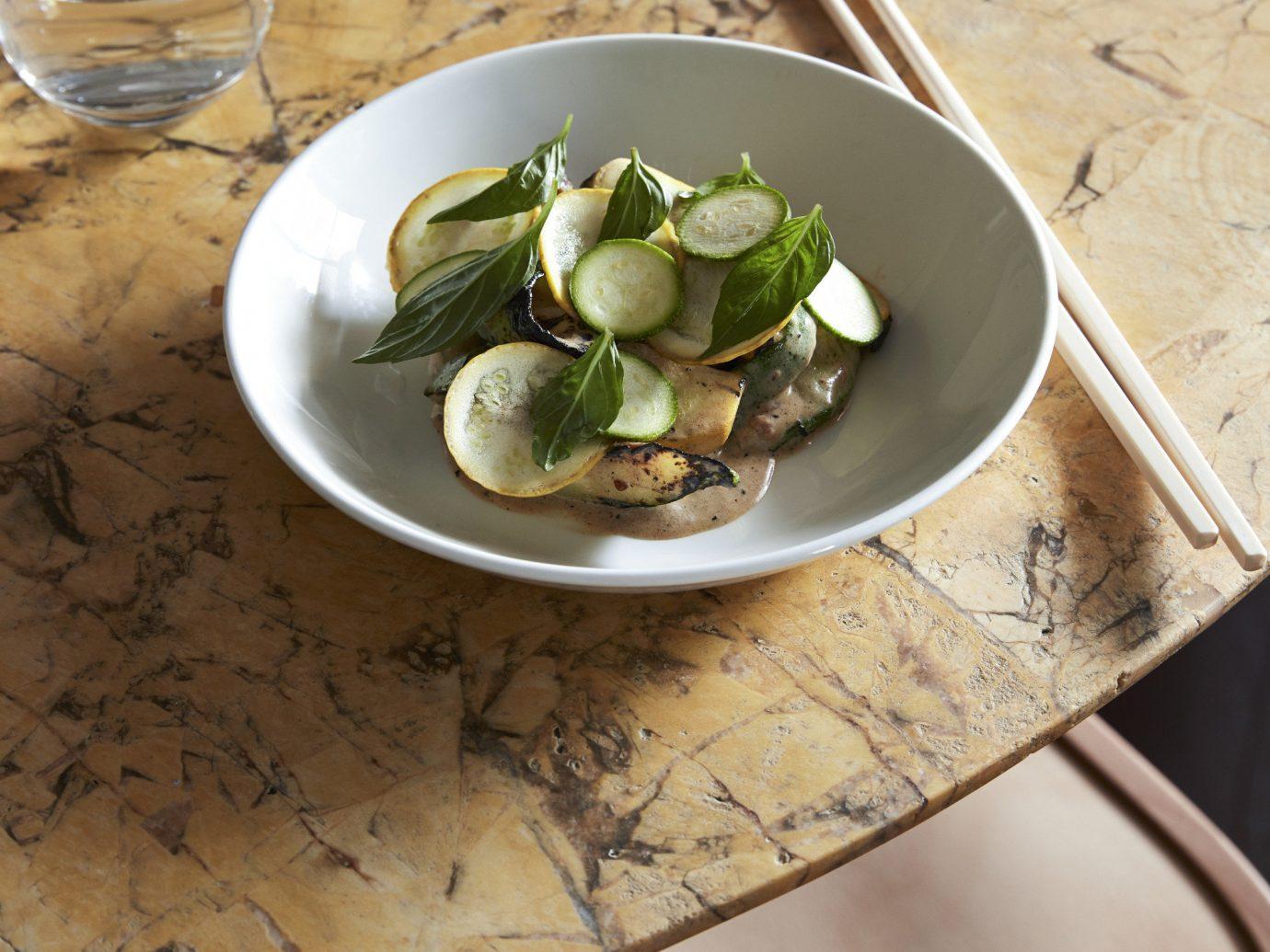 Trip Ideas plate table food dish produce land plant cuisine vegetable meal flowering plant coconut