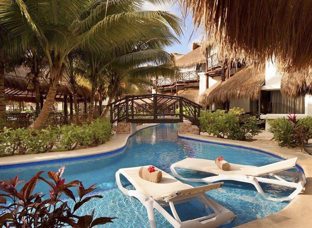 All-Inclusive Resorts Hotels Romance outdoor tree swimming pool leisure property Resort vacation estate Villa caribbean backyard