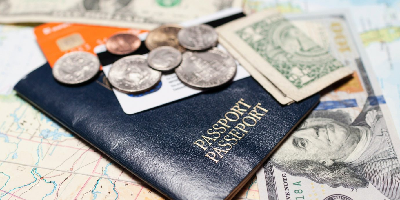 Travel Tips money cash currency brand