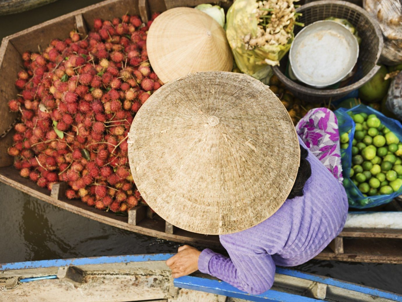 Travel Tips food produce vegetable