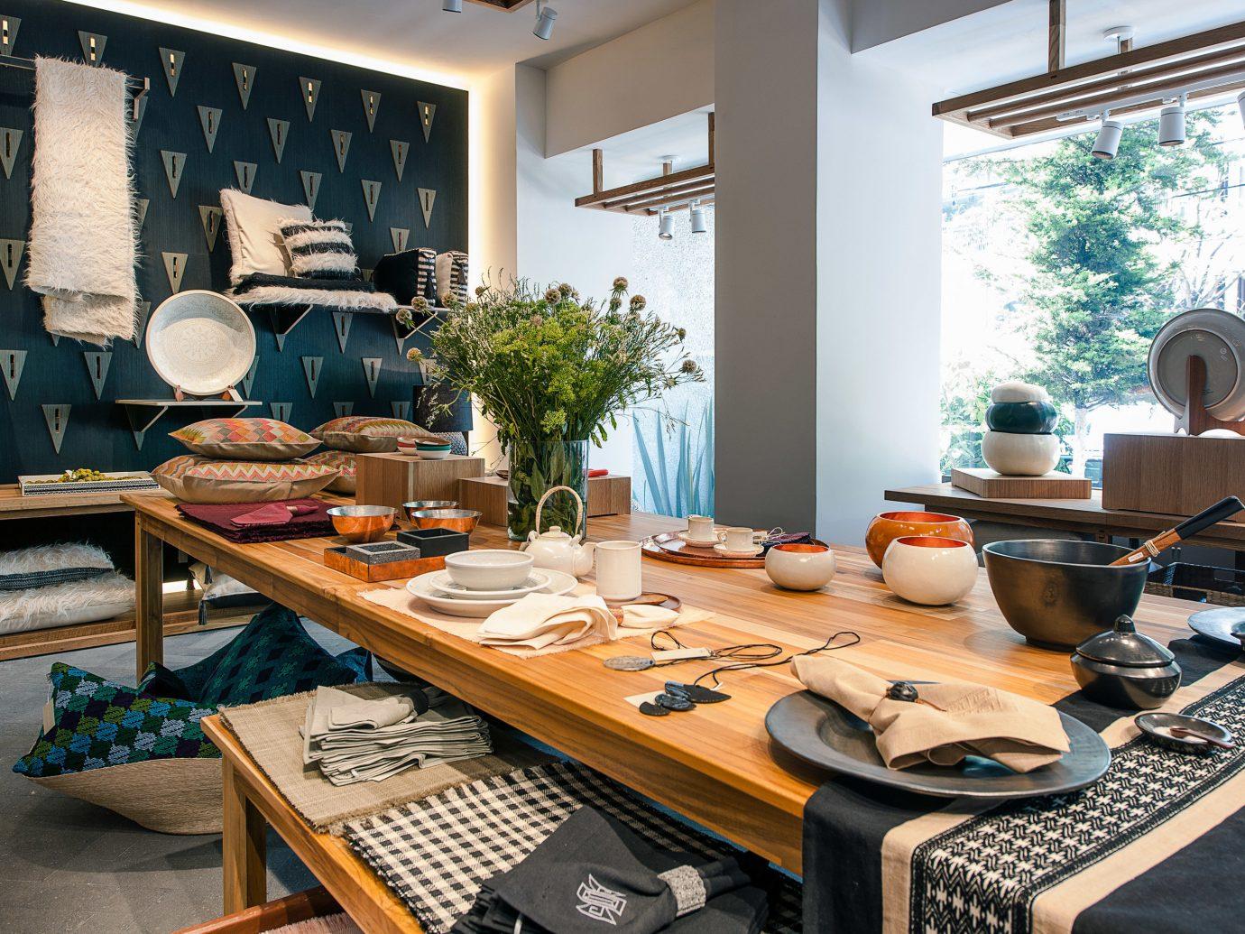 City Mexico City Trip Ideas table indoor window furniture interior design