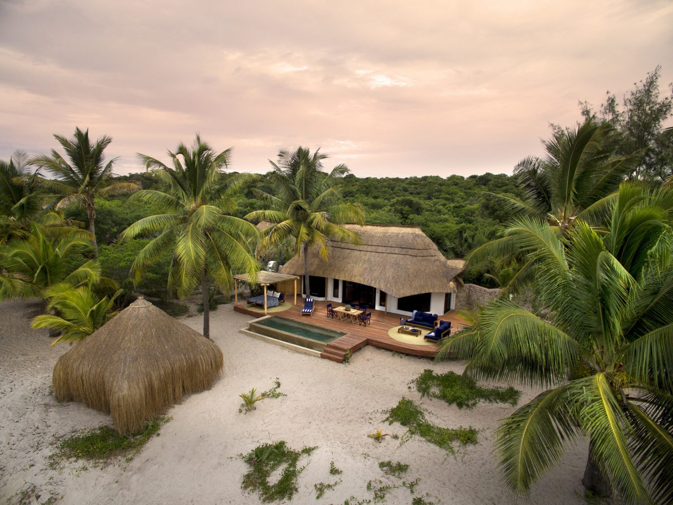 Trip Ideas tree sky outdoor Resort vacation palm estate plant arecales tropics Beach landscape Jungle home caribbean palm family surrounded sandy