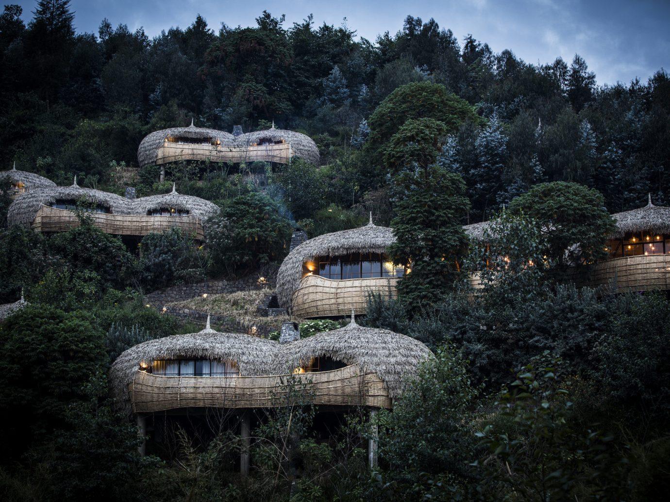 Wilderness Safaris Bisate Lodge, Rwanda