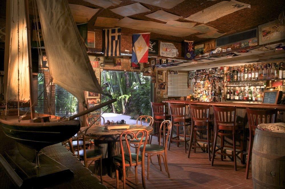 Florida Hotels indoor floor ceiling restaurant tavern interior design Bar café table