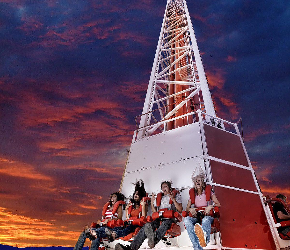 Trip Ideas outdoor sky landmark tower vehicle evening Sea reflection cityscape skyscraper