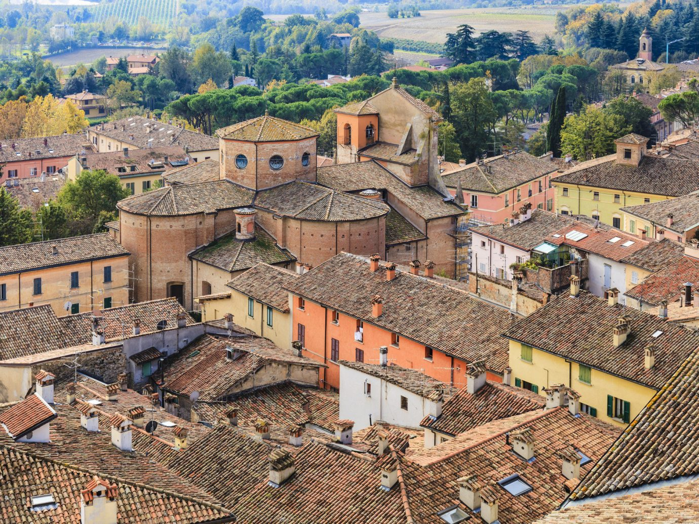 Trip Ideas Town mountain aerial photography neighbourhood human settlement Village ancient history residential area rural area middle ages fortification ancient rome roof several