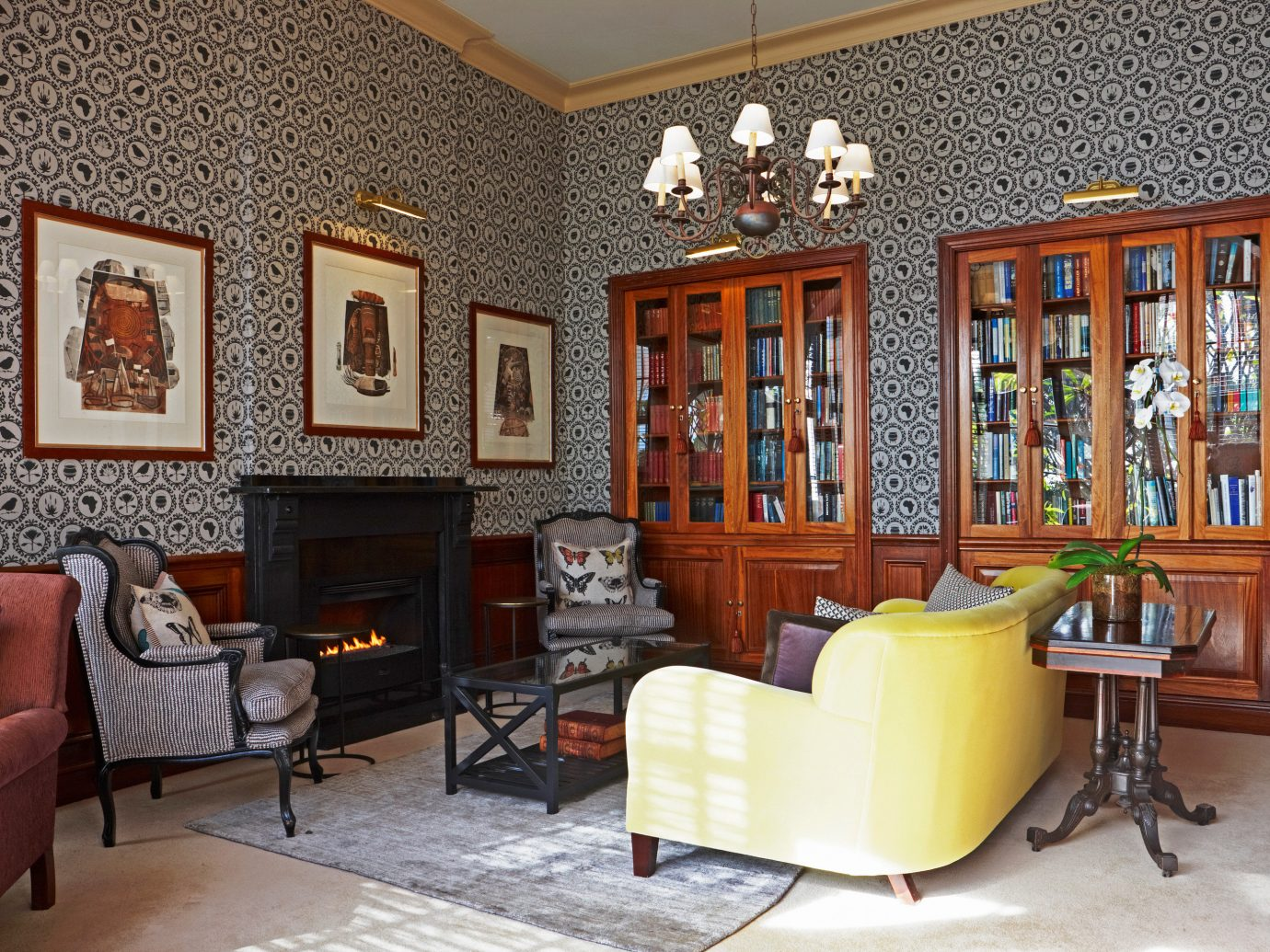 Hotels floor indoor room Living chair living room property home estate furniture hardwood interior design dining room real estate cottage Design mansion area dining table
