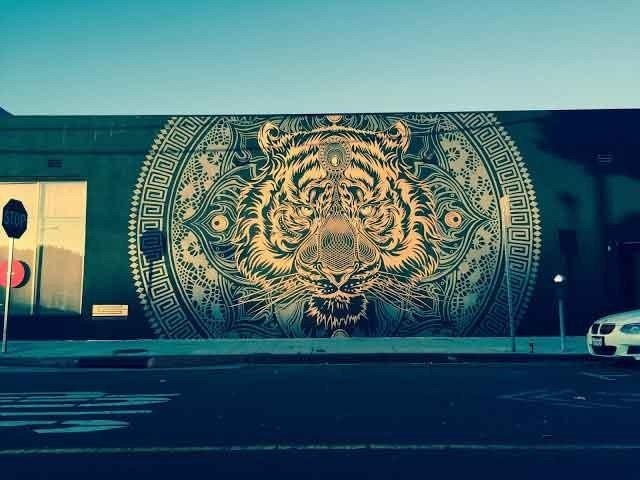 Arts + Culture outdoor mural art atmosphere of earth display device screenshot Design painted