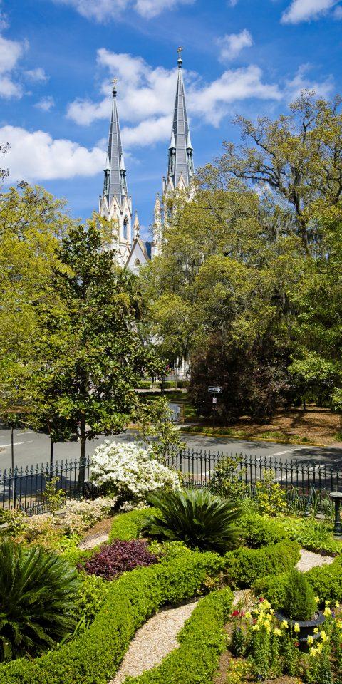 Trip Ideas tree outdoor flower Garden bushes woody plant park estate landscape plant botanical garden château lawn surrounded lush