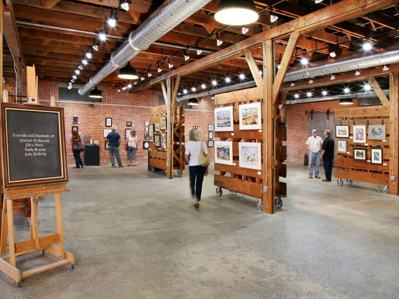 Trip Ideas building indoor floor transport ceiling wood stall public transport tourist attraction