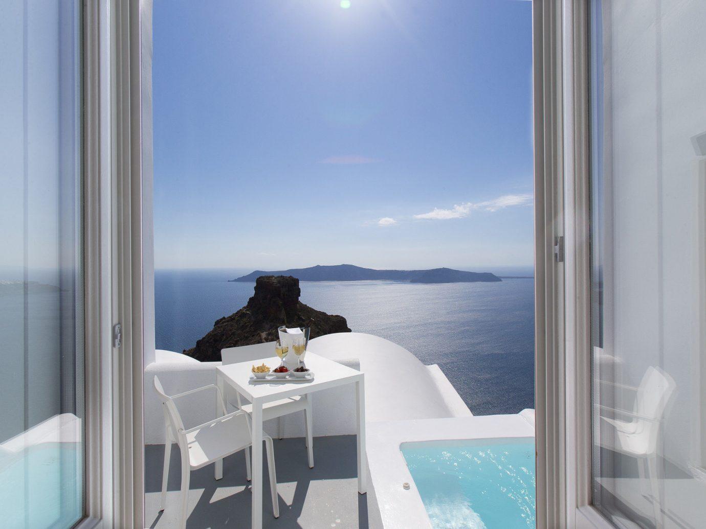 Hotels Romance window room property house home condominium swimming pool yacht interior design white apartment