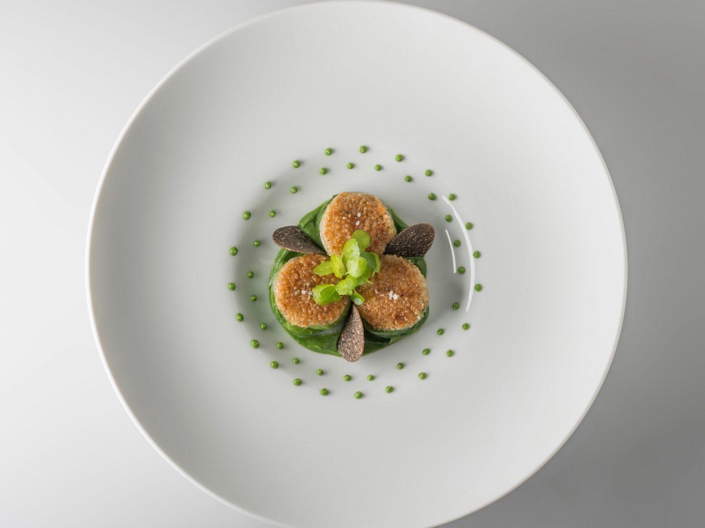 Dish at Hexagone in Paris