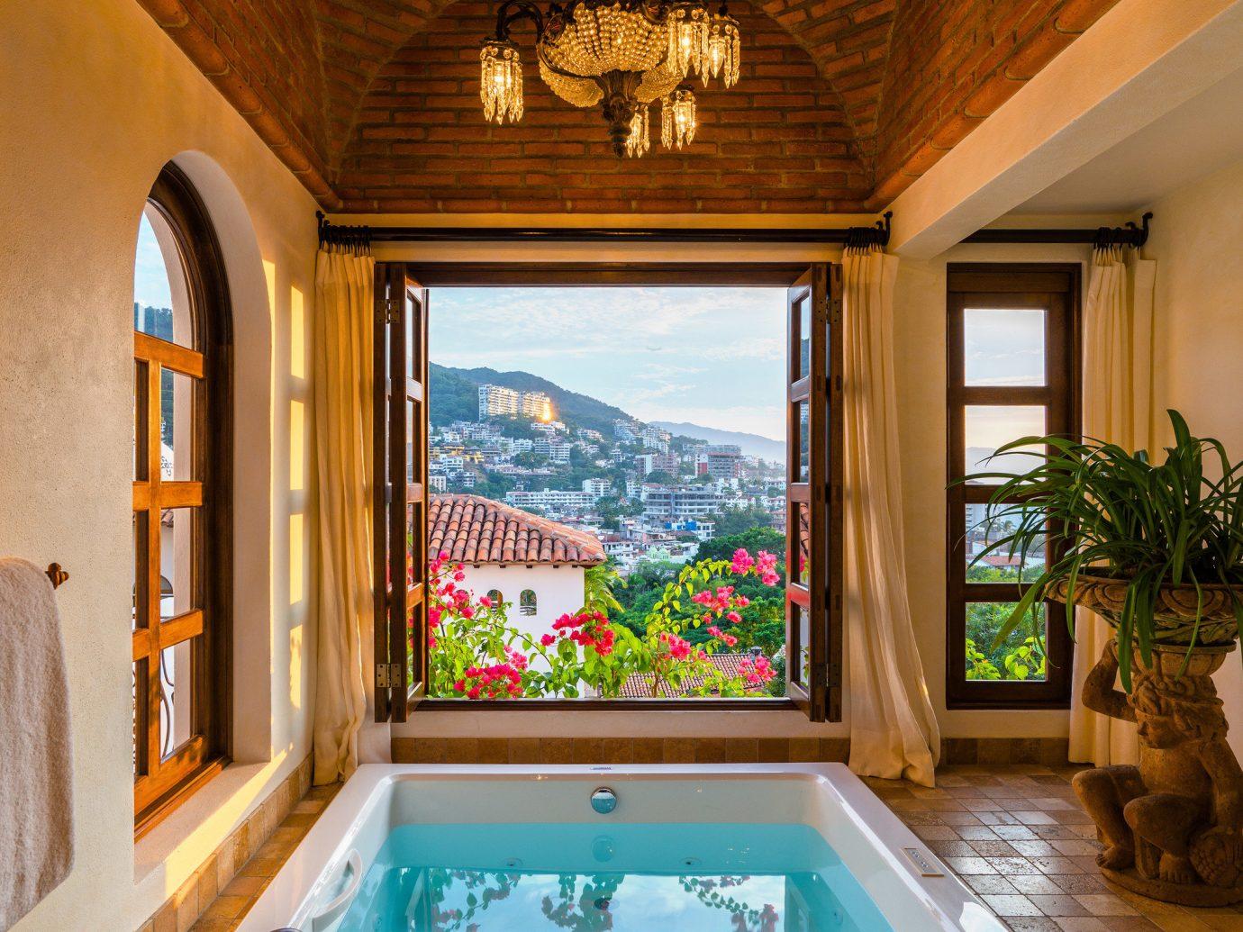 Hotels Romance indoor swimming pool room estate property house building home mansion floor interior design Villa