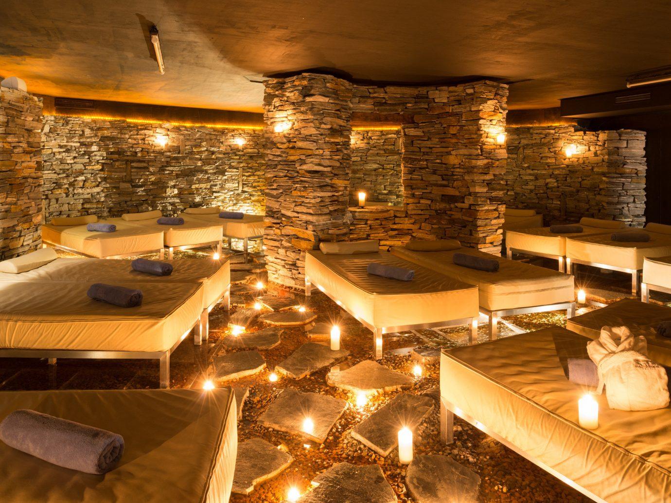All-Inclusive Resorts Hotels lighting interior design restaurant wood flooring