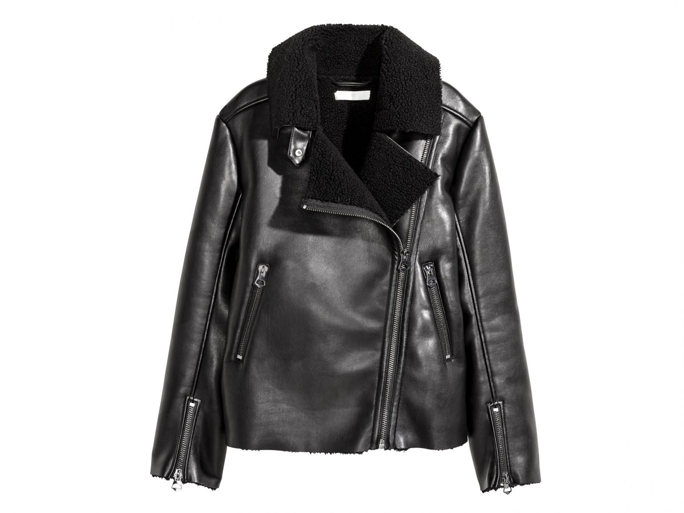 Style + Design clothing jacket leather leather jacket person wearing coat outerwear textile suit material sleeve backpack dressed