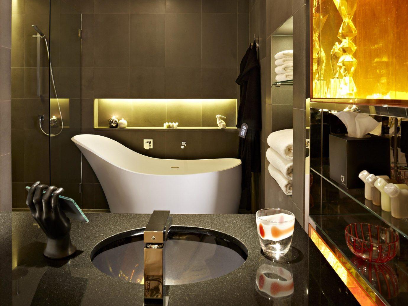 All-Inclusive Resorts Boutique Hotels Hotels Romance indoor wall room sink interior design lighting Suite Design towel