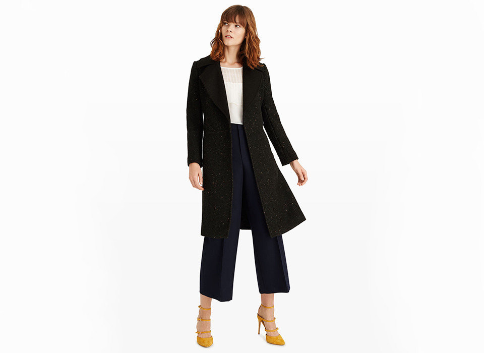 Style + Design clothing suit coat fashion model formal wear outerwear neck shoe