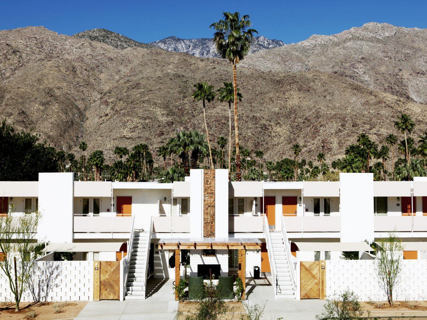Exterior view of Saguaro Palm Springs