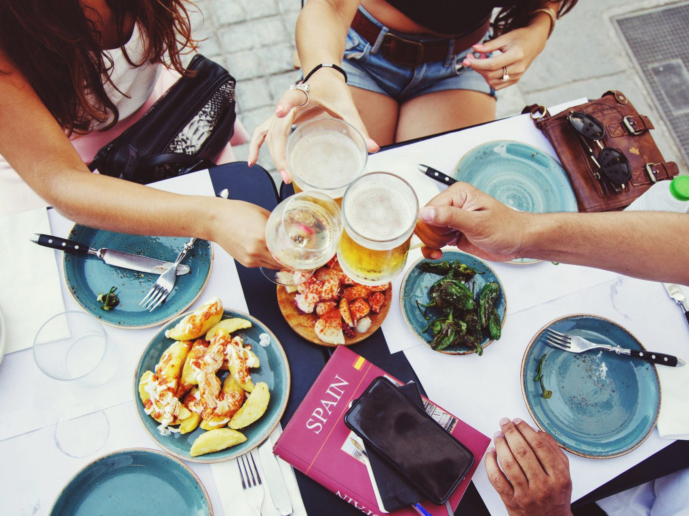 Trip Ideas person food woman plate meal lunch day people cooking sense Party eating