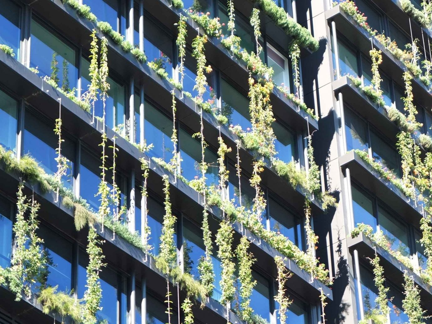 Trip Ideas building blue structure skyscraper facade stadium line interior design personal computer hardware