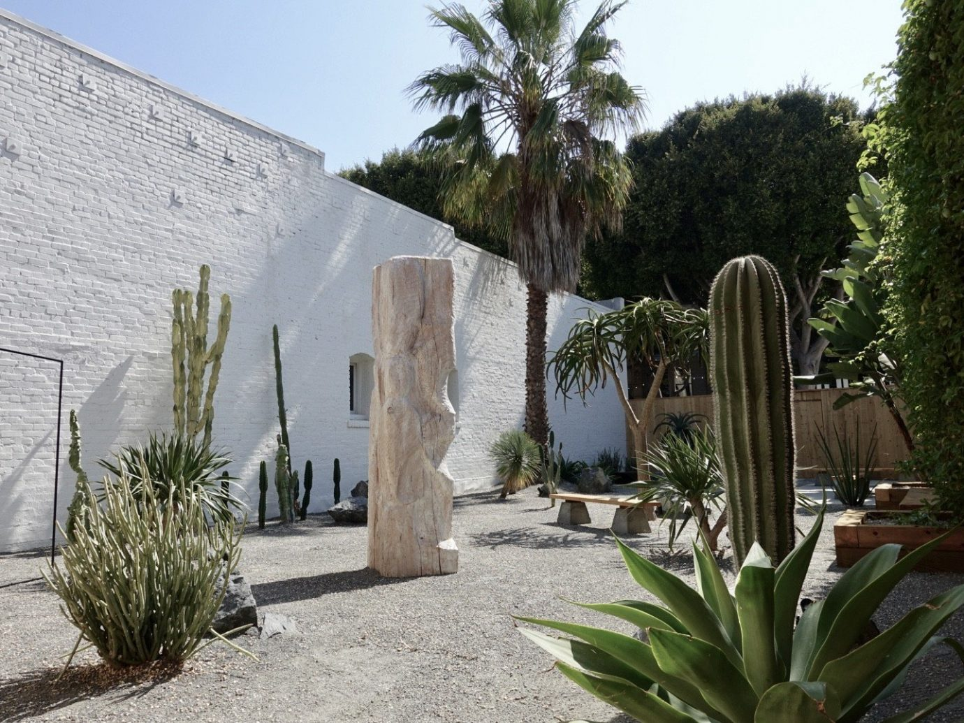 Arts + Culture Hotels Jetsetter Guides shopping Travel Trends Trip Ideas sky tree outdoor property plant agave arecales palm tree cactus landscaping Courtyard Garden real estate yard flower backyard outdoor structure Villa hacienda estate landscape flowerpot