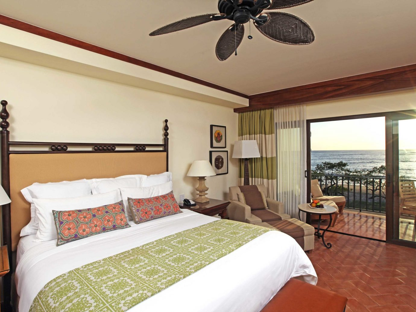 Bedroom at JW Marriott Guanacaste in Costa Rica