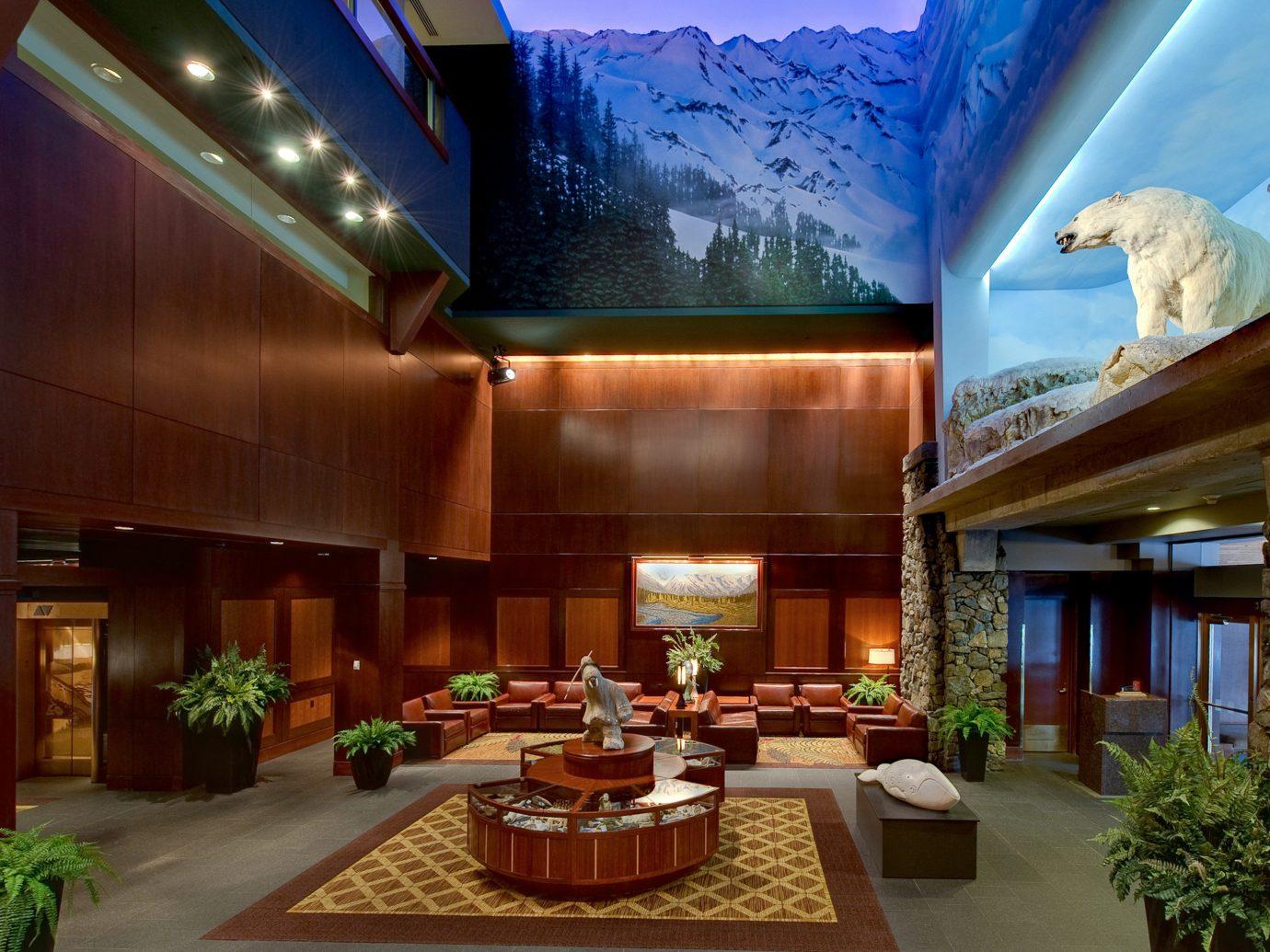 Business Living Lobby Lounge Trip Ideas room estate interior design home screenshot mansion real estate Resort living room furniture