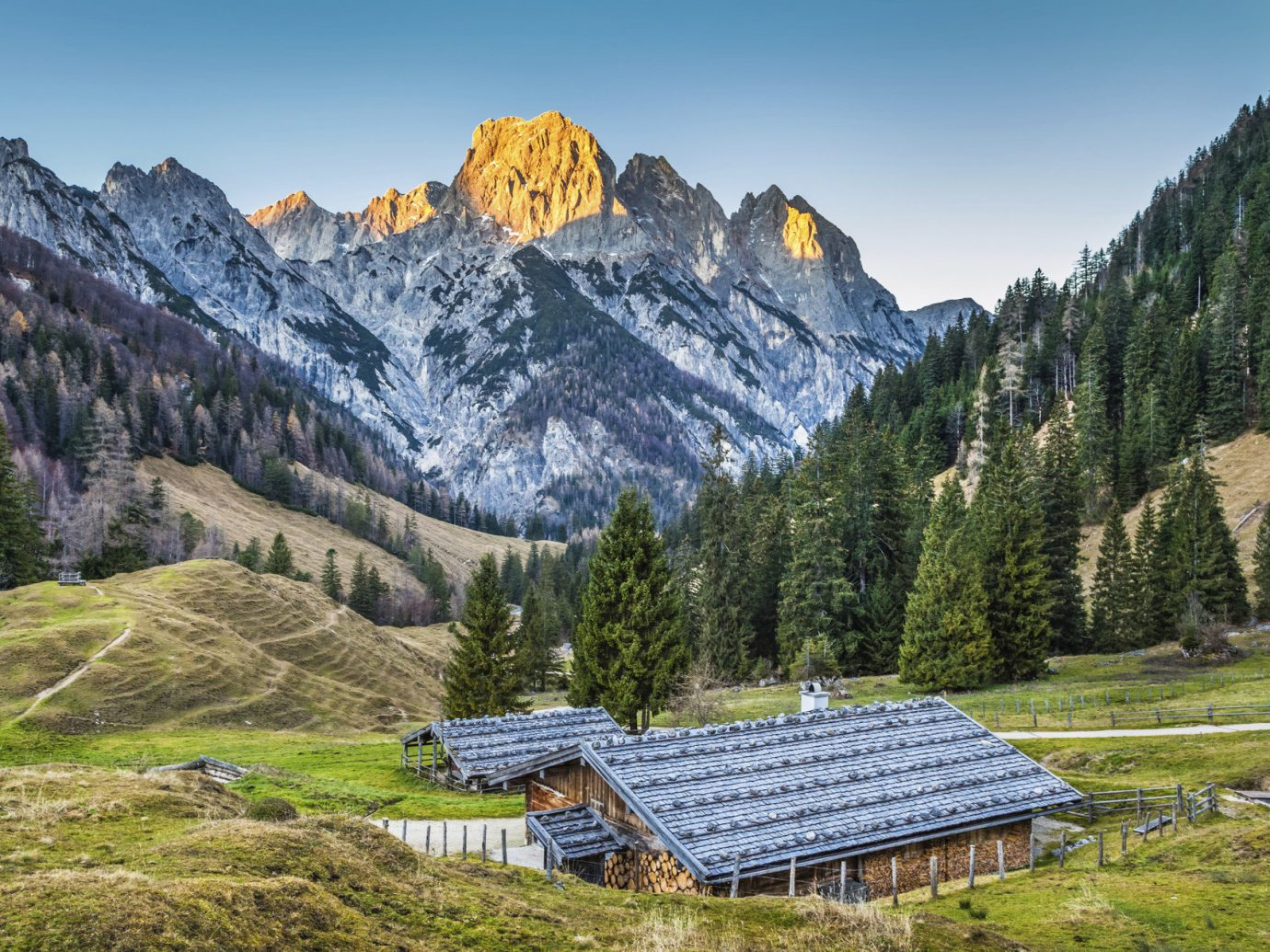 Travel Tips grass sky outdoor mountain mountainous landforms mountain range Nature landform wilderness geographical feature alps ridge valley mountain pass hill landscape plateau meadow park backpacking national park hillside lush highland