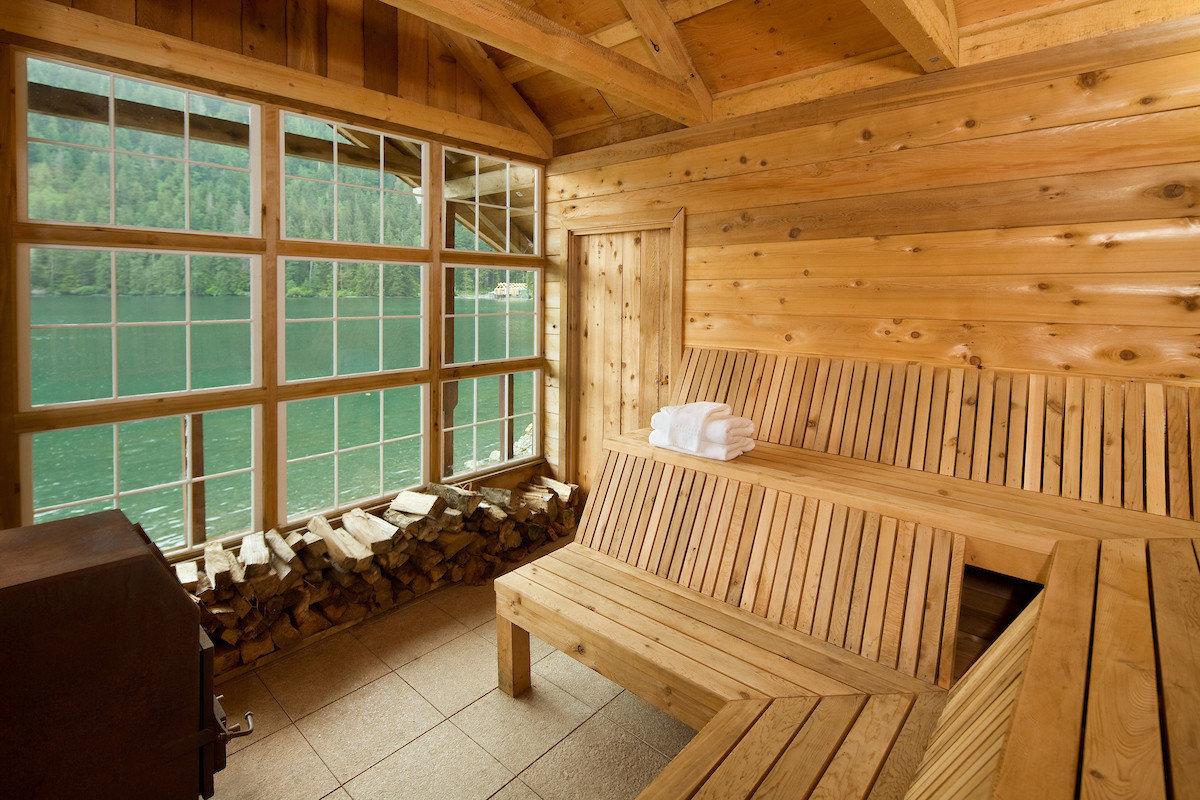 All-Inclusive Resorts Family Travel Hotels indoor floor ceiling window building wooden wood real estate sauna estate log cabin interior design amenity Bedroom furniture